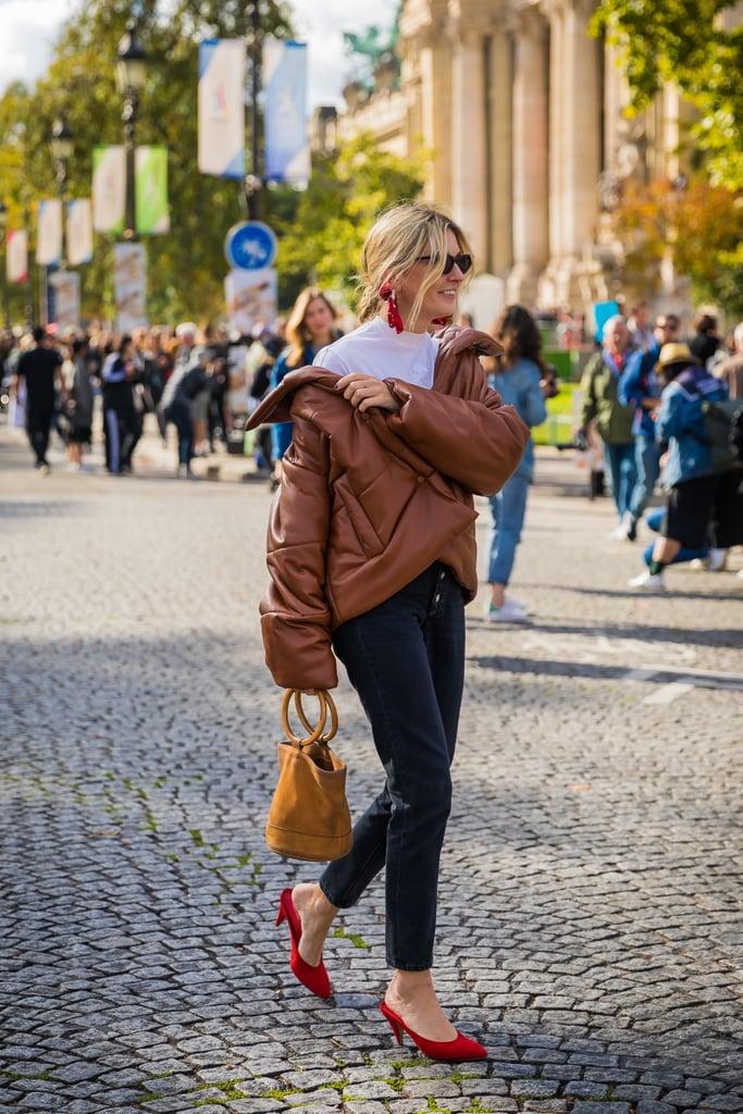 Rule 4: When You Shopped a Trendy Shoe, Flaunt It