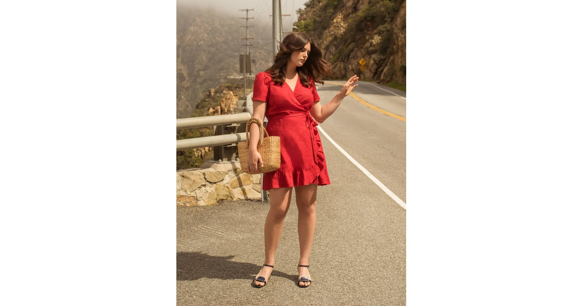 845fd1a8013 Reformation Sally Dress
