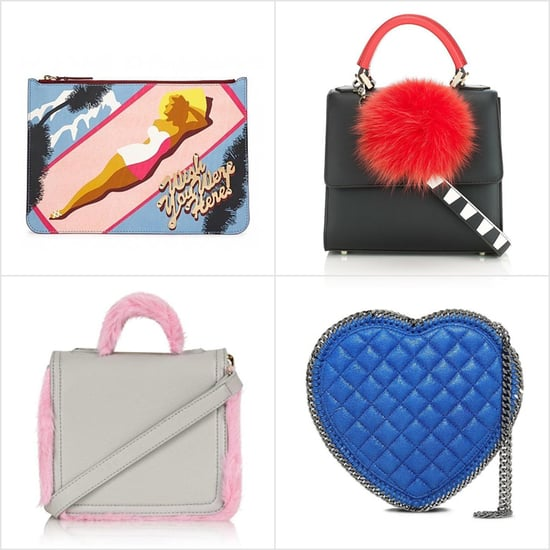 High Street vs. Designer Handbags Game