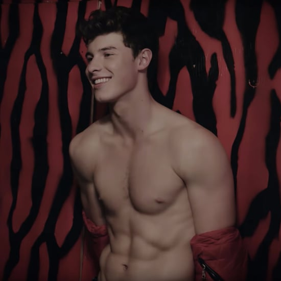 Shawn Mendes Shirtless For Flaunt Magazine Dec. 2016