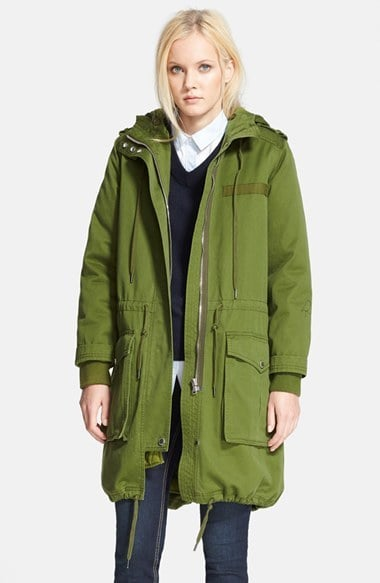 Marc by Marc Jacobs Hooded Anorak