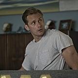 Alexander Skarsgard as Perry Wright