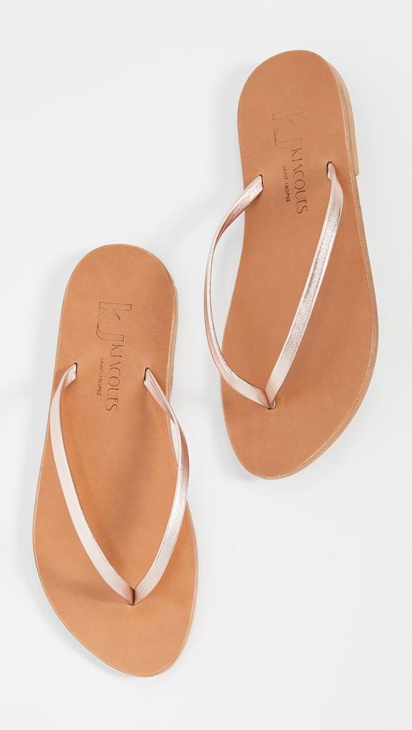 K. Jacques Spezia Flip Flops