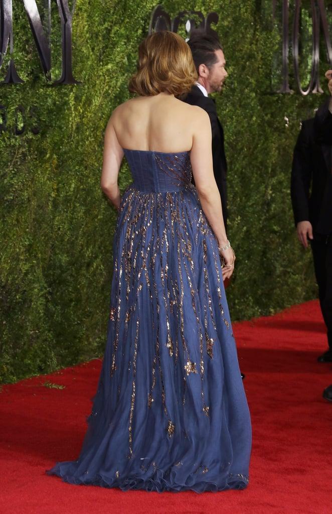 Jennifer Lopez at the Tony Awards 2015