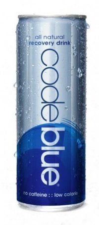 Food Review: Code Blue Recovery Drink