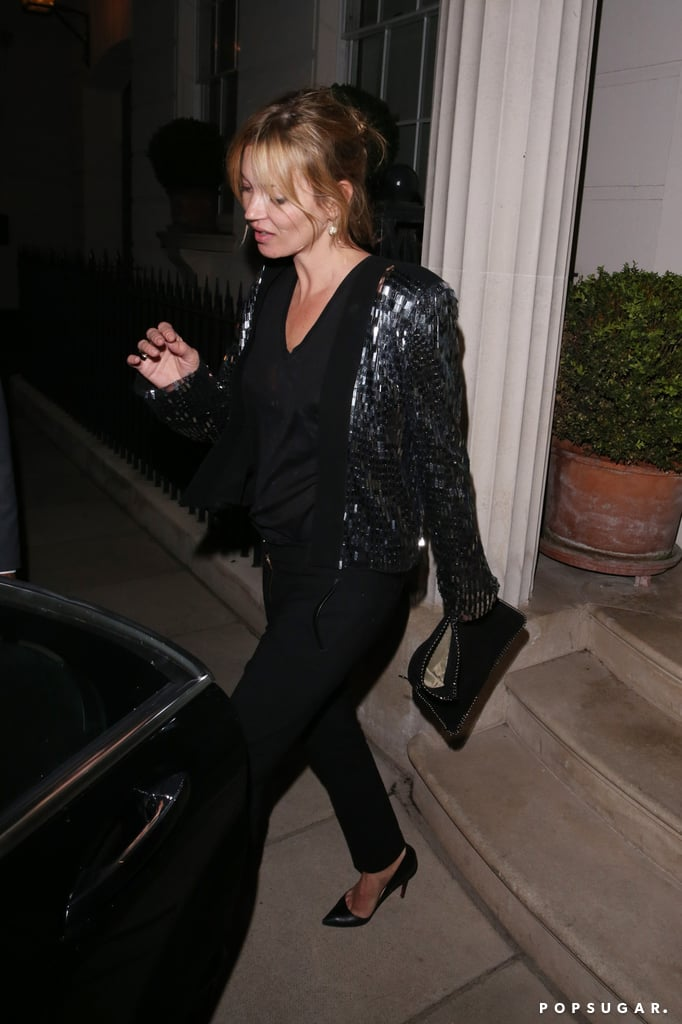 Kate Moss Out in London | Photos