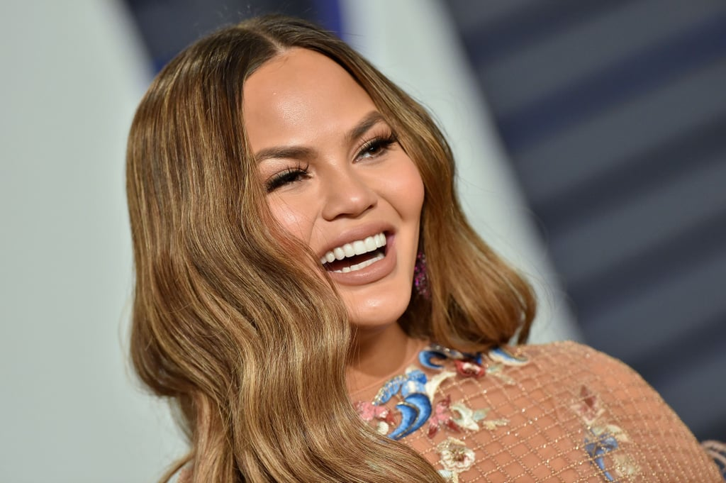 Chrissy Teigen on the Throwing Cheese at Babies Challenge