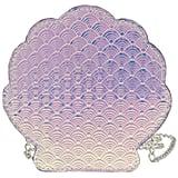 Elli by Capelli Seashell Crossbody Purse Bag