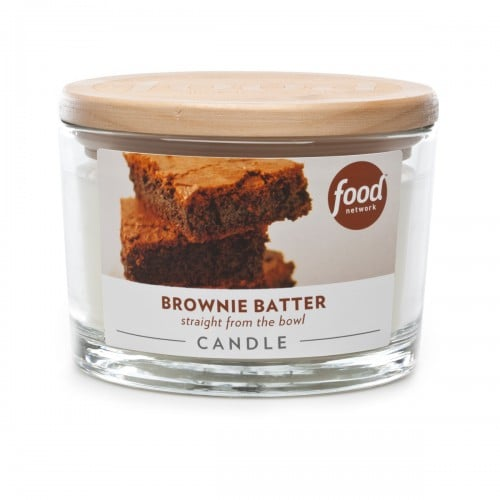 Brownie batter candle ($15)