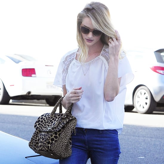 Shop Rosie Huntington-Whiteley's Mulberry Bag