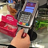 Fast credit card chip readers