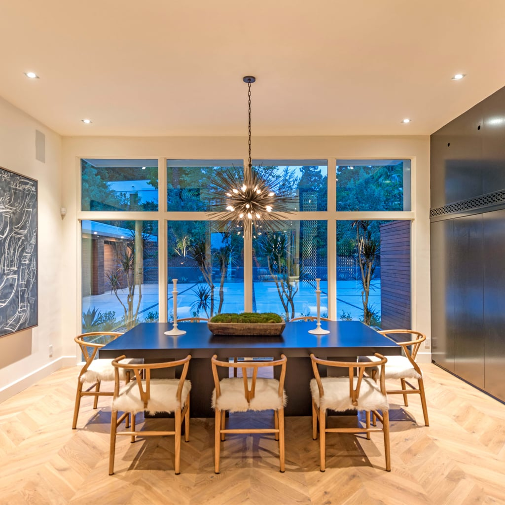 Cindy Crawford Home Cindy Crawfords Beverly Hills House Popsugar Home