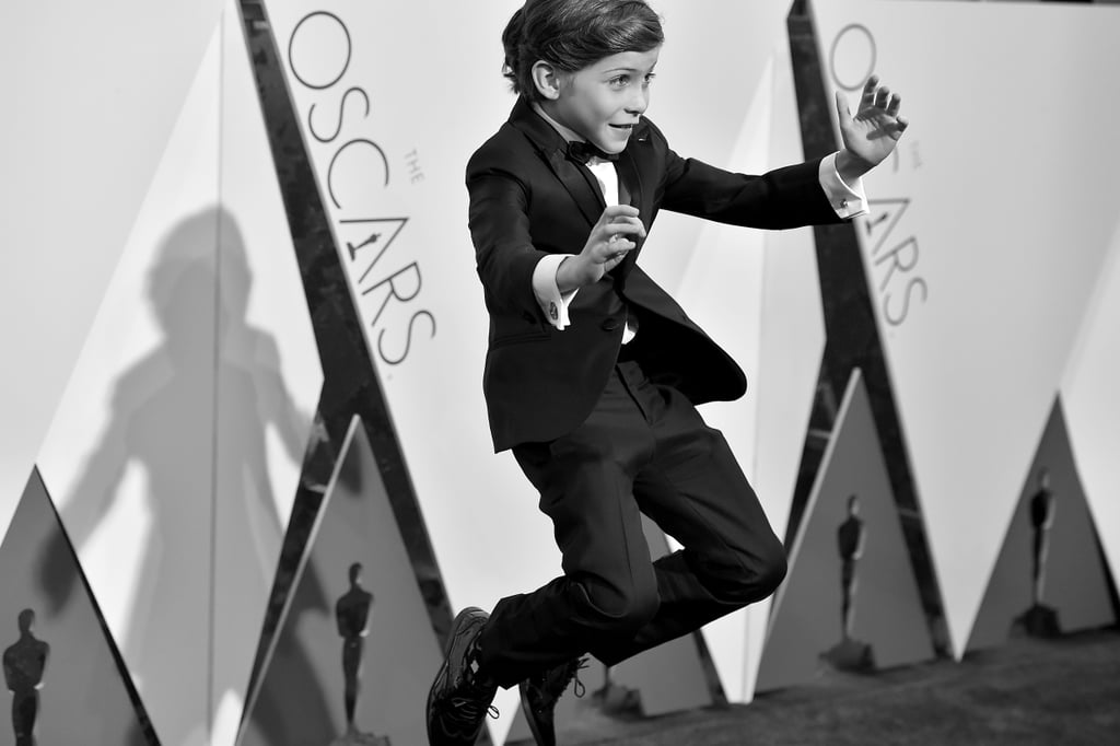 Black-and-White Pictures From the Oscars 2016