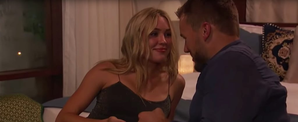 Colton and Cassie Deleted Scene From The Bachelor