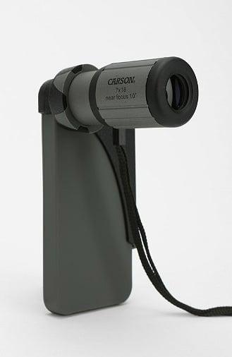 Monocular Lens iPhone Adaptor