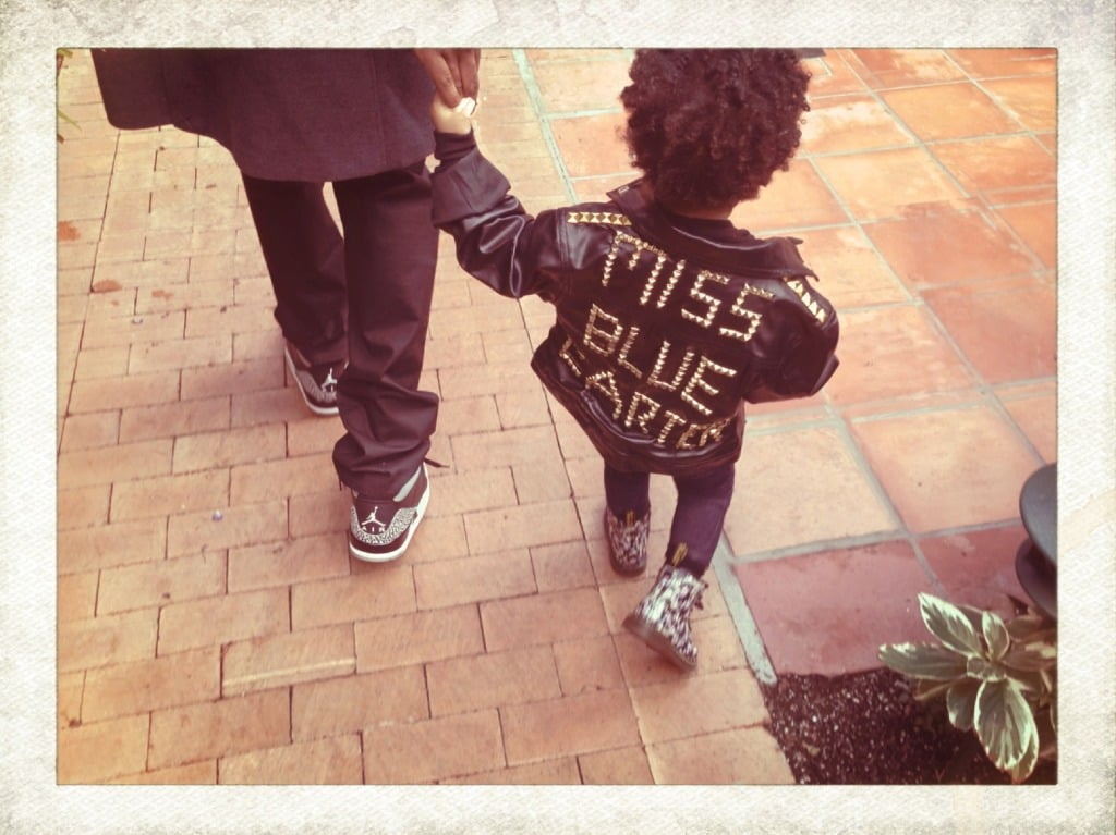 Blue Ivy Carter Is One Glam 2-Year-Old