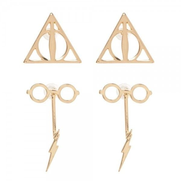 Harry Potter All Hallows' Eve Earring Set