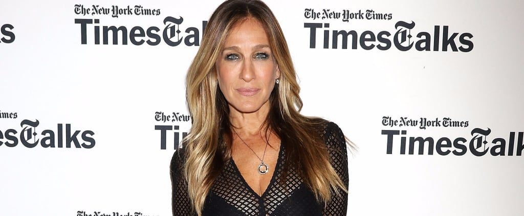 Sarah Jessica Parker's Outfit Will Play Tricks on Your Eyes — and Then Steal Your Heart
