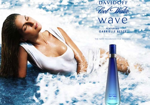 Catch The Wave: Cool Water Wave by Davidoff