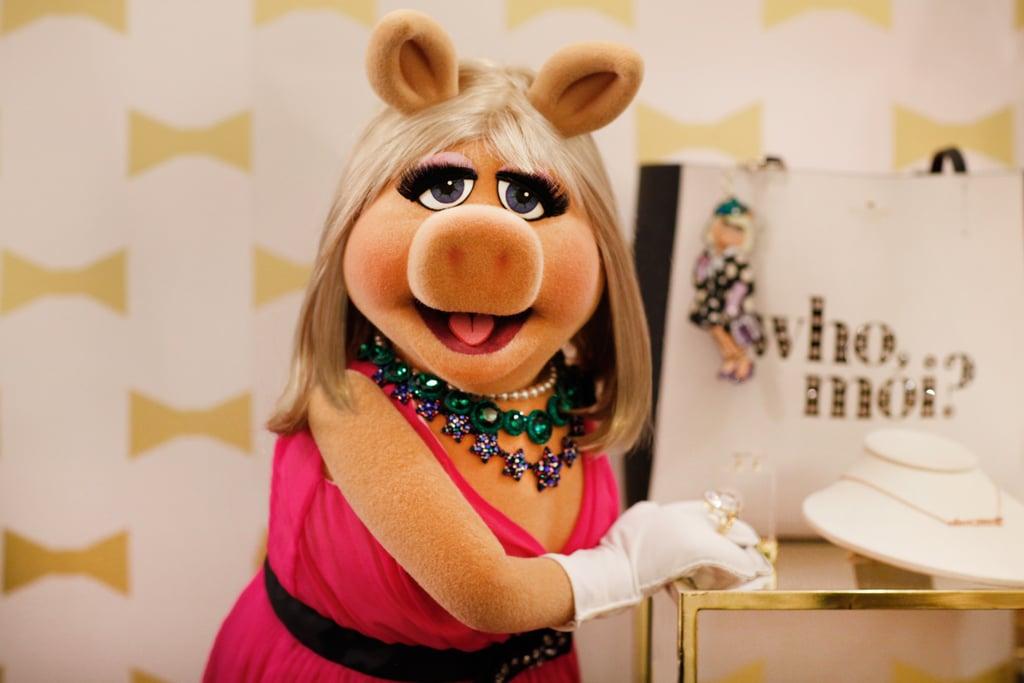 Miss Piggy Kate Spade Collaboration