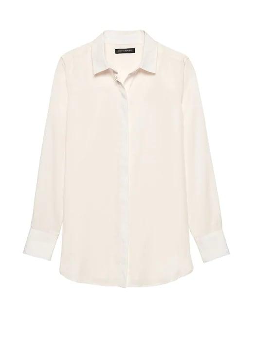 Parker Tunic-Fit Shirt ($90)