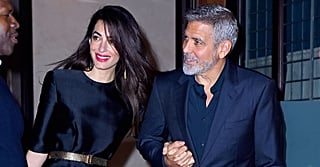 Amal Clooney Squeezes In a Romantic Birthday Celebration For George Ahead of the Met Gala
