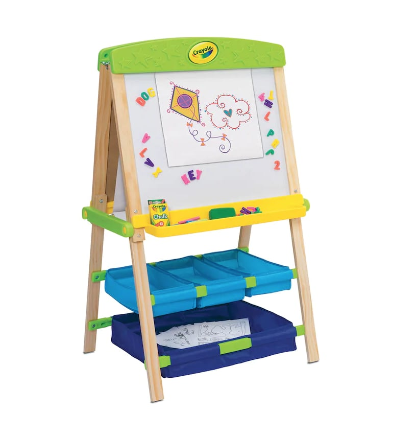 Crayola Draw 'n Store Easel