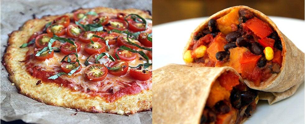 14 Vegetarian Dinner Recipes Under 300 Calories