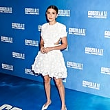 Millie Bobby Brown at the Godzilla: King of the Monsters Paris Premiere in 2019