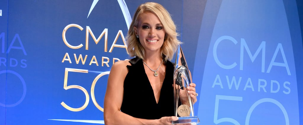 Carrie Underwood Stuns at the CMA Awards Like Only She Can