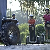 Disney's Fort Wilderness Campgrounds Offers a Wilderness Back Trail Adventure