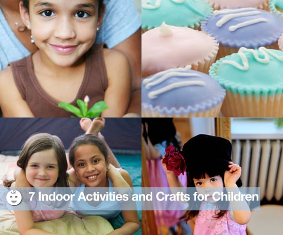 Indoor Activities and Crafts For Children