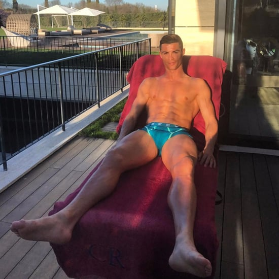 Cristiano Ronaldo Sexy Instagram Pictures
