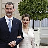The Evolution of Queen Letizia and King Felipe's Love