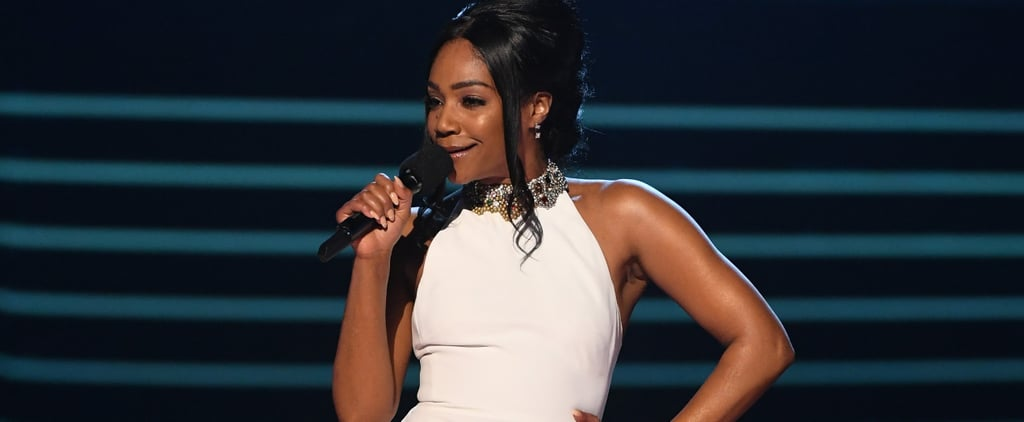 Tiffany Haddish Alexander McQueen Dress MTV Movie Awards