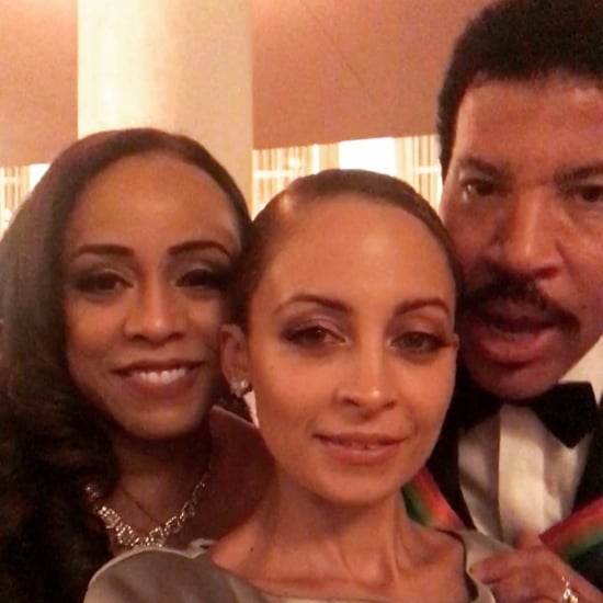 Nicole Richie Instagram Video With Dad Lionel and Mum Brenda