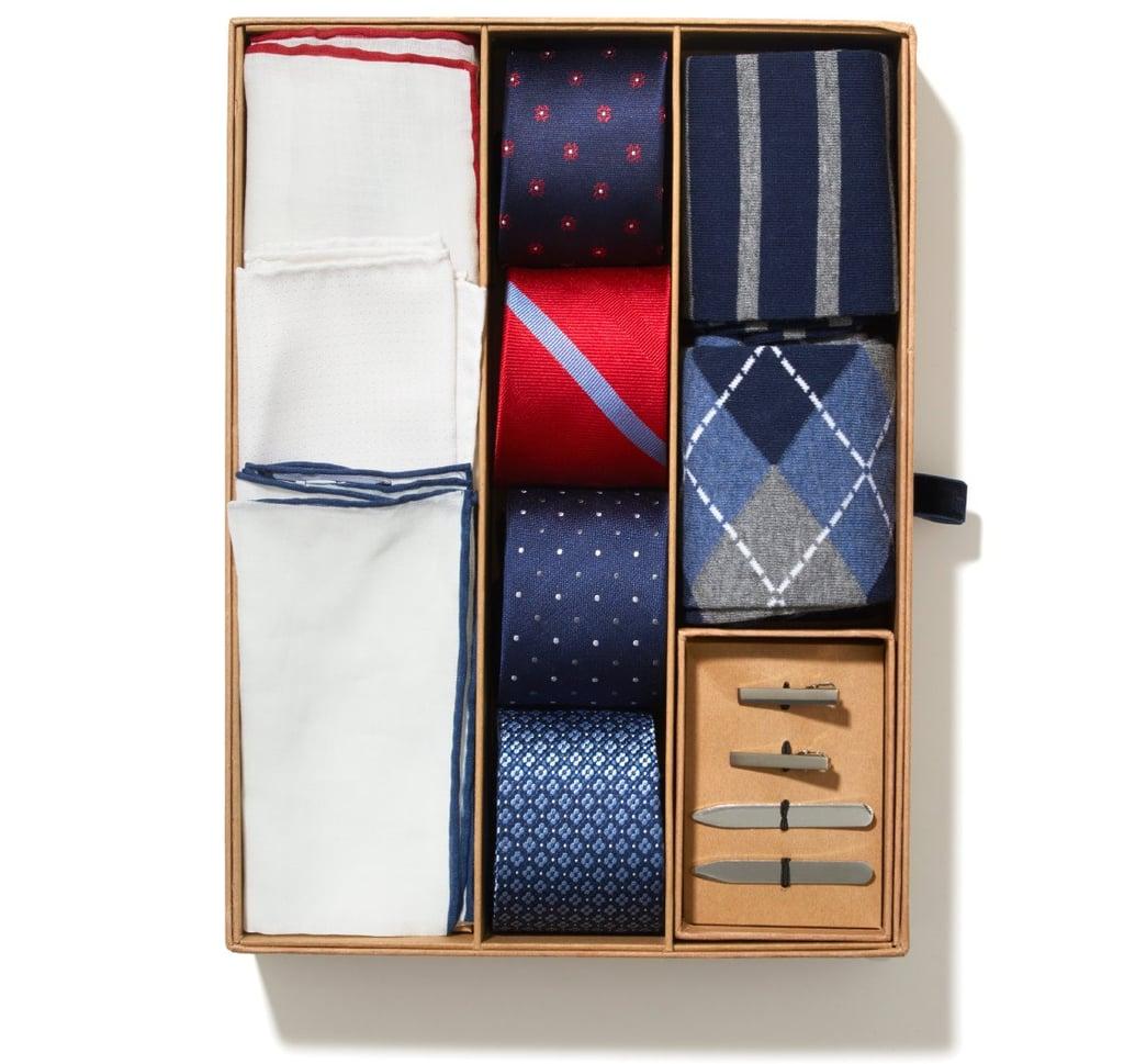 The Tie Bar Essentials Box