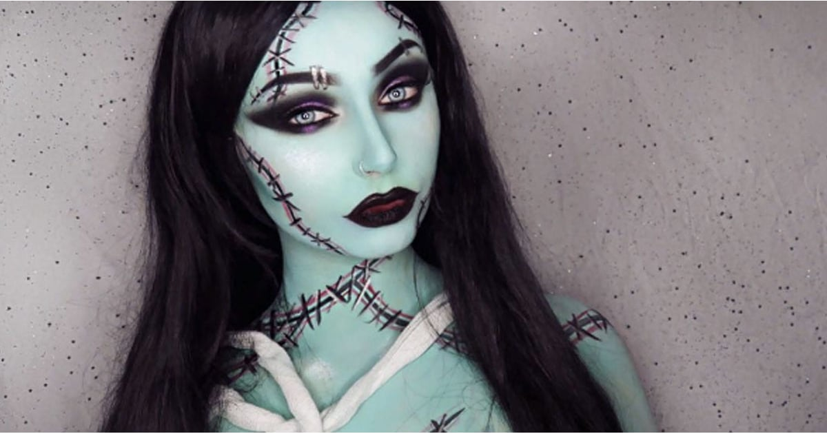 Halloween makeup ideas from reddit popsugar beauty solutioingenieria Images