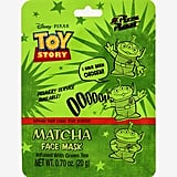 Disney Pixar Toy Story Matcha Face Mask