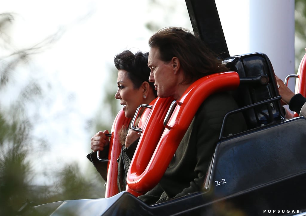 Which Park Did the Kardashians Rent Out This Time?