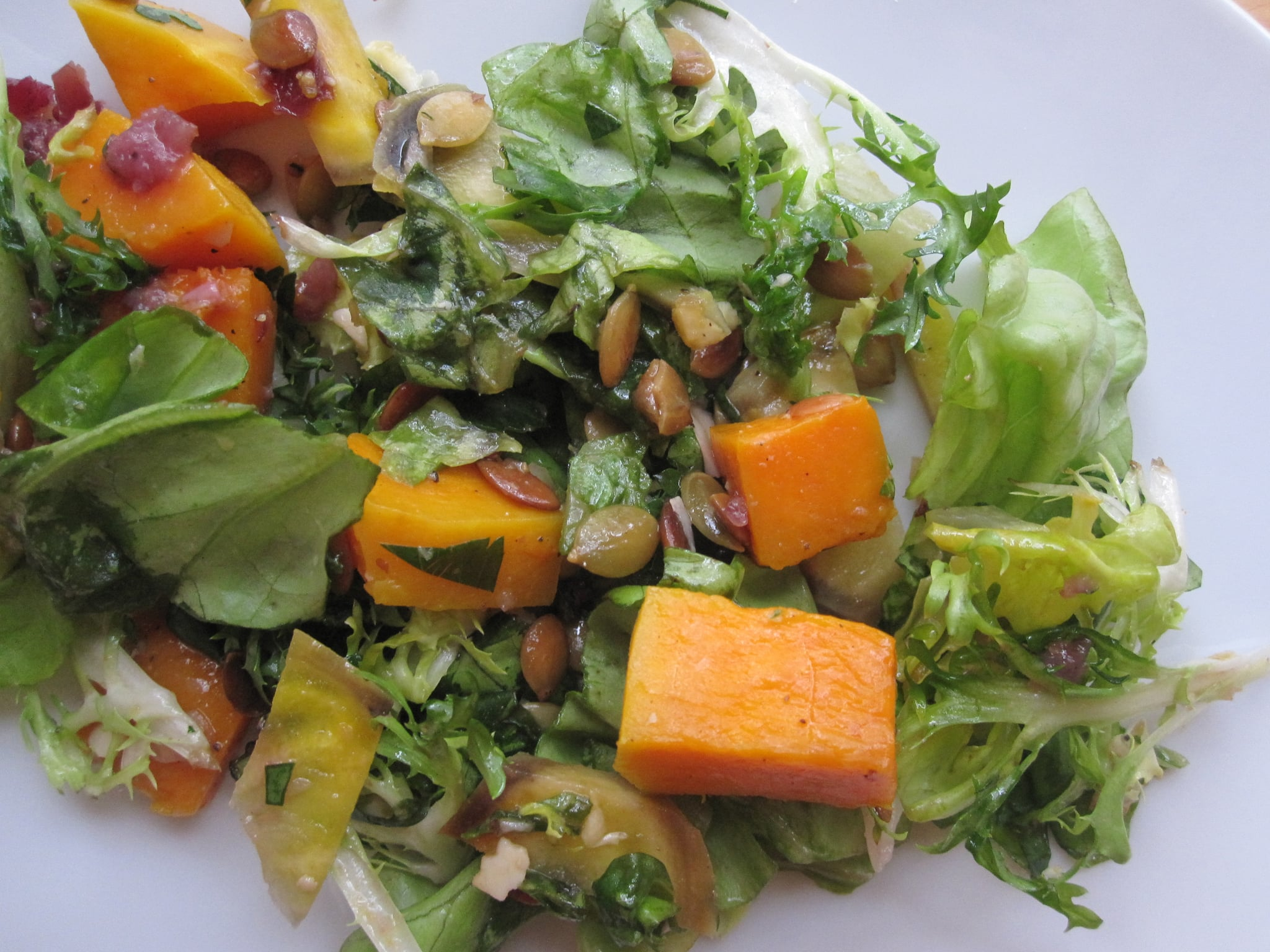 Thanksgiving Salad Recipe Popsugar Food