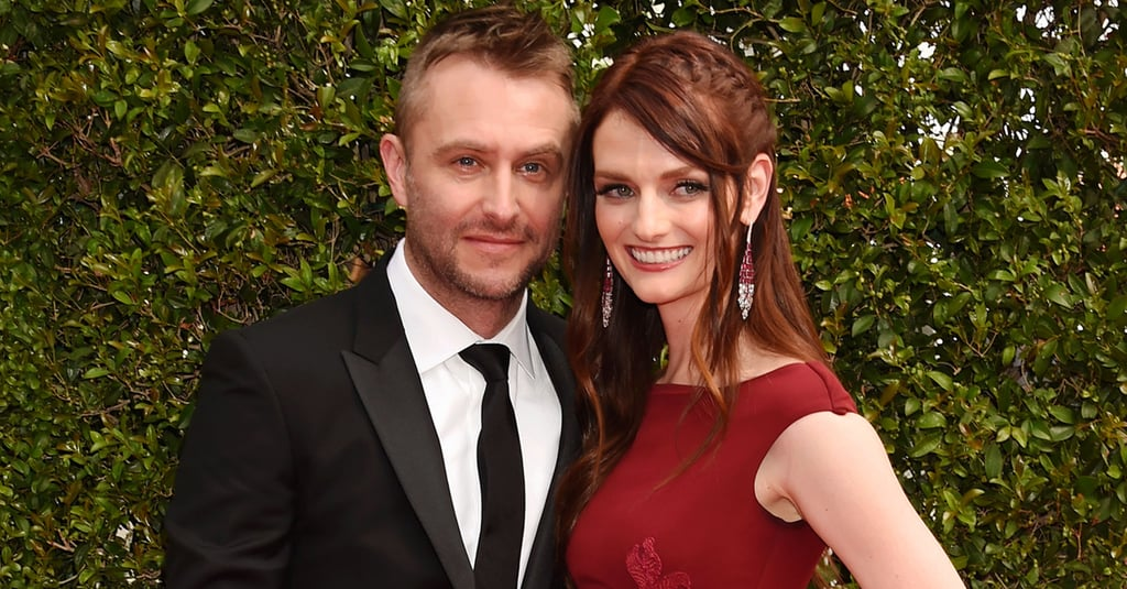 Chris Hardwick and Lydia Hearsts Engagement 2015 POPSUGAR Celebrity