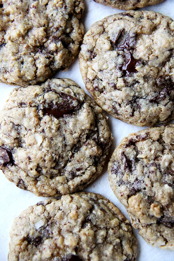 Oatmeal Chocolate Chip Cookies Fast Food