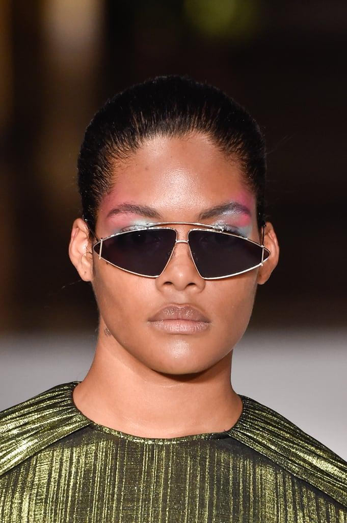 Sunglasses on the Christian Siriano Runway at New York Fashion Week