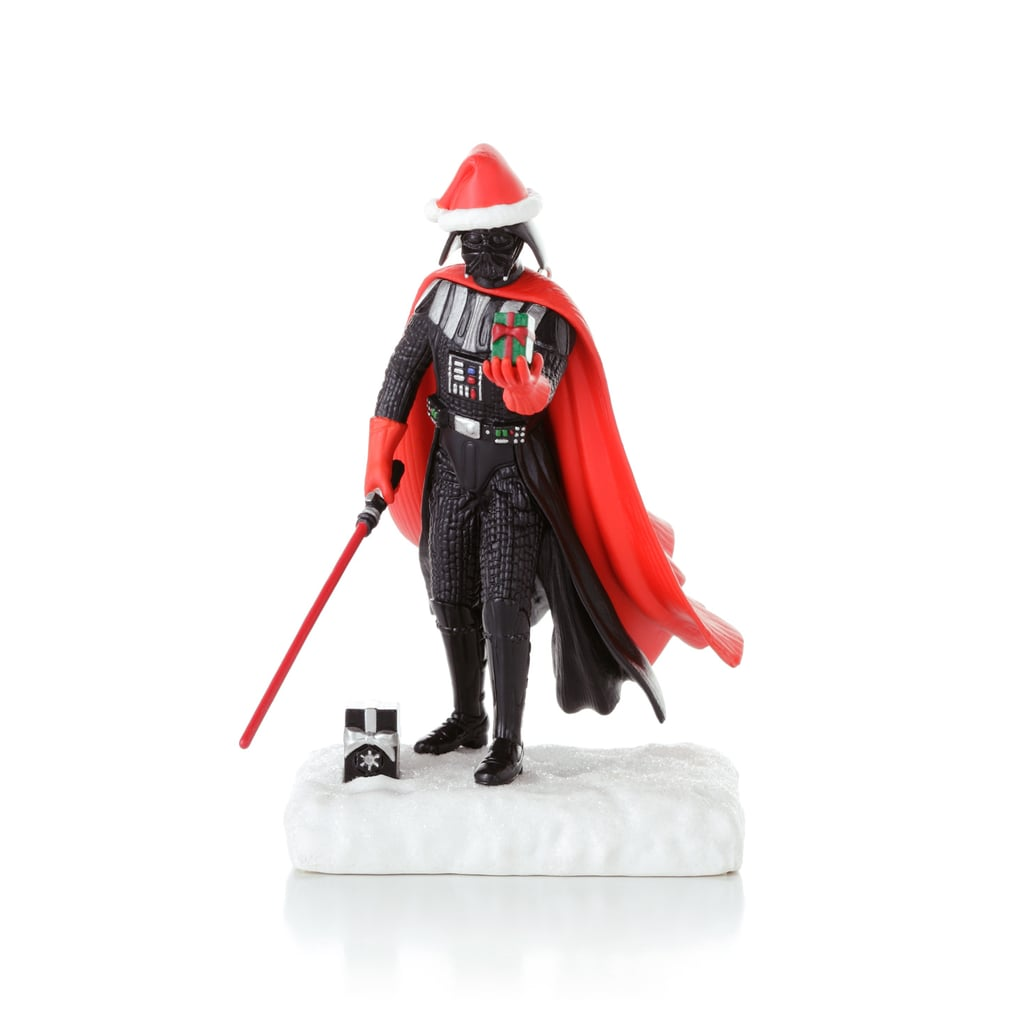 The motion-sensing Darth Vader Peekbuster triggers Star Wars alarms if a disturbance is detected within his Force ($20).