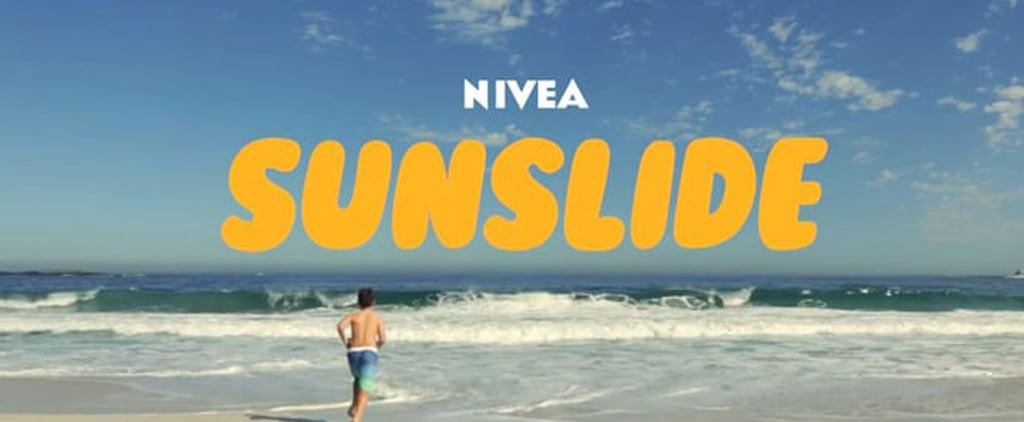 Nivea Sunscreen Slide
