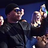 LL Cool J at Clive Davis's 2020 Pre-Grammy Gala in LA