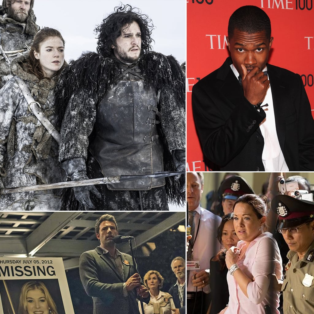 Movies, Shows and Music Released in 2014