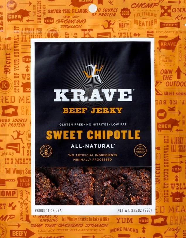 On the Go, Grab: Krave Jerky