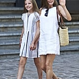 Queen Letizia of Spain: Virgo